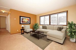GARF- Living Room- Staged