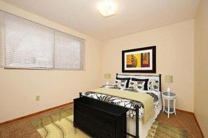 HOPK- Bedroom- Staged