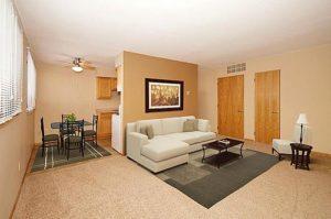 HOPK- Living Room - Staged
