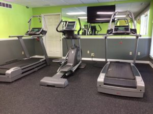 PRWD- Fitness Center